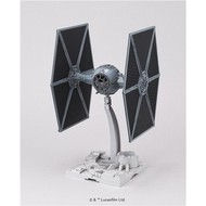 BAN - Bandai Gundam 1/72 Tie Fighter Star Wars