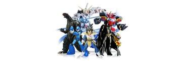 Bandai Gundam Model Kits