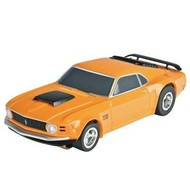 AFX (AFX) 21050 MG+ '70 Mustang Boss Orange