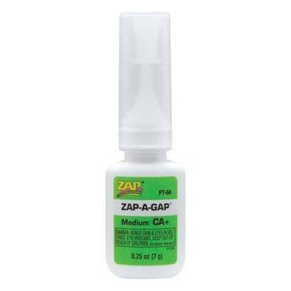 PAA - Zap PT04 ZAP A Gap CA+ Glue  1:4 oz
