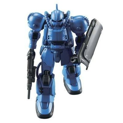 BAN - Bandai Gundam 210504 1/144 MS-04 Bugu (Ramba Ral) The Origin Gun HG