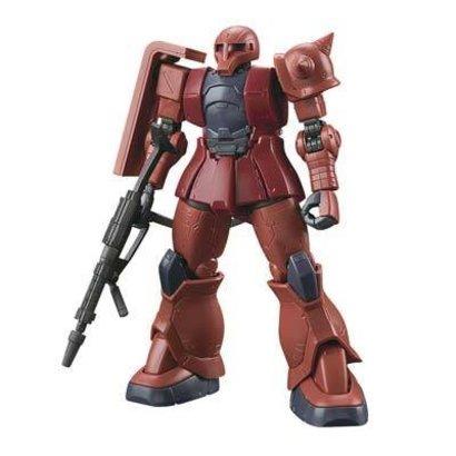BAN - Bandai Gundam 212974 1/144 MS-05S Char Aznable's Zaku I The Orgin HG