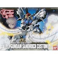 BAN - Bandai Gundam 061214 1:144 Gundam Sandrock Custom