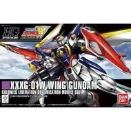 "BAN - Bandai Gundam #162 Wing Gundam ""Gundam Wing"" Bandai HGAC"