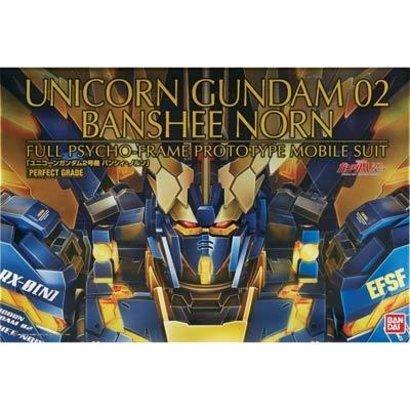 "BAN - Bandai Gundam 200641 PG 1/60 Unicorn Gundam 02 Banshee Norn ""Gundam U"