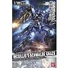 BAN - Bandai Gundam 205977 1/100 #03 Schwalbe Graze McGillis Custom