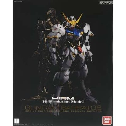 BAN - Bandai Gundam 206007 High Res Barbatos Iron-Blood Orphans