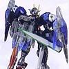 BAN - Bandai Gundam 161399 00 RAISER 1/60 Clear Parts PG