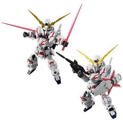 BAN - Bandai Gundam (D) 03832 NXEDGE STYLE UNICORN DEST ACTION FIGURE