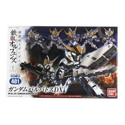 BAN - Bandai Gundam 209432 BB401 Gundam Barbatos DX Gundam IBO
