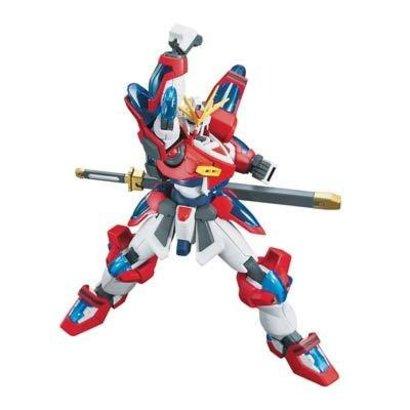 """BAN - Bandai Gundam 201304 HGBF 1/144 Kamiki Burning Gundam """"Gndm Bld Fghtr"""
