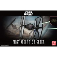 BAN - Bandai Gundam 1/72 First Order Tie Fighter SW Force Awkns