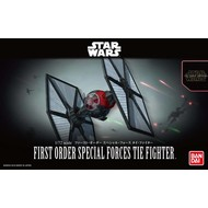 BAN - Bandai Gundam 1/72 First Order Special Forces Tie Fighter SW