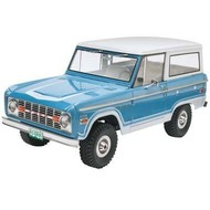 RMX- Revell Ford Bronco 1966+Plastic Model Kit 1/25