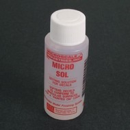 MSI-Microscale Industries 460- Micro Sol Setting Solution 1oz