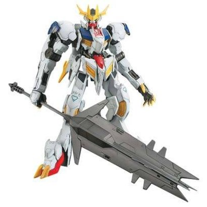 BAN - Bandai Gundam 212964 1/100 #003 Full Mechanics Gundam Barbatos Lupus Rex