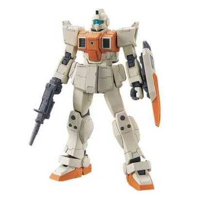 BAN - Bandai Gundam 212182 1/144 GM Grnd Type MS GUN 08th MS Tm Bandai HGUC