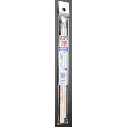 TAM - Tamiya 865- 87066 Pastic Modeling Brush Basic Set (3)