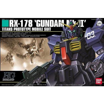 BAN - Bandai Gundam 110534 #30 RX-178 GUNDAM MK-II, Bandai HGUC