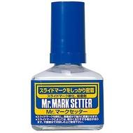 GNZ-Gunze Sangyo MS232 Mr. Mark Setter Decal