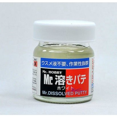 GNZ-Gunze Sangyo Mr Dissolved Putty