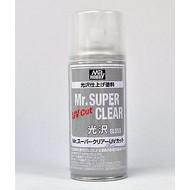 GNZ-Gunze Sangyo Mr Super Clear Gloss UV Cut 170ml Spray