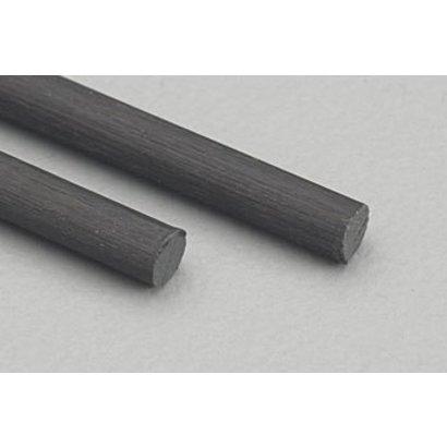 """MID- Midwest 472- 5707 Carbon Fiber Rod .098 24"""" (2)*"""