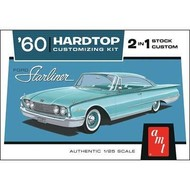 AMT - AMT Models AMT1055/12 1/25 1960 Ford Starliner