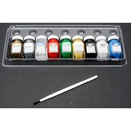TES - Testors 9146XT All-Purpose Gloss Enamel 8 color St