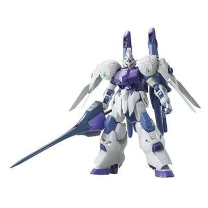 BAN - Bandai Gundam 203224 1/100 #06 Gundam Kimaris Iron-Blooded Orphans