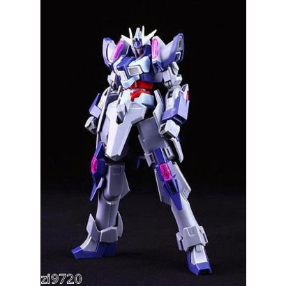 BAN - Bandai Gundam 196708 1/144 Denial Gundam Gundam Build Fighters