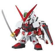 BAN - Bandai Gundam 007 Gundam Astray Red SD