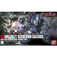 BAN - Bandai Gundam 1/144 #183 Schuzrum Galluss