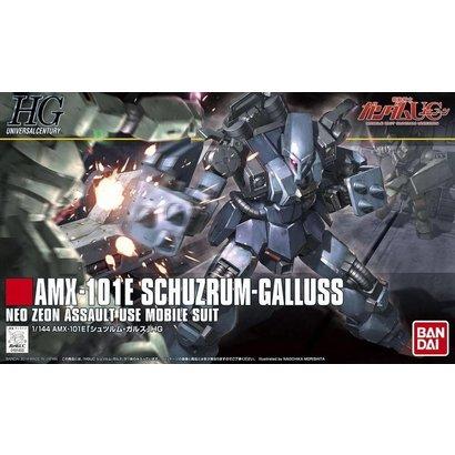 BAN - Bandai Gundam 191403 1/144 #183 Schuzrum Galluss HGUC