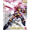 BAN - Bandai Gundam 180775 1/100 MG Banshee Titanium Finish Ver 2