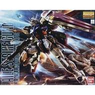 BAN - Bandai Gundam MG 1:100 Aile Strike Gundam Ver. RM