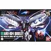BAN - Bandai Gundam 203221 HGUC 1/144 Qubeley Zeta Gundam