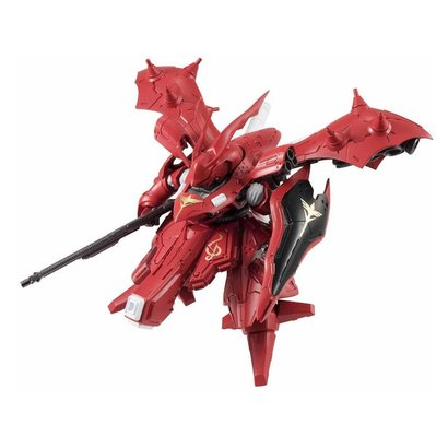 Tamashii Nations 06307 Gundam Char's Counterattack- Nightingale Action Figure