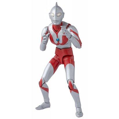 "BAN - Bandai Gundam 02109 Bandai Tamashii Nations S.H. Figuarts ""Ultraman"" Action Figure"