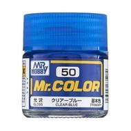 GNZ-Gunze Sangyo C50 Gloss Clear Blue 10ml