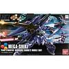 BAN - Bandai Gundam 194370 #25 Mega-Shiki Gundam BFT, Bandai HGBF