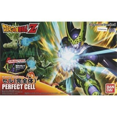 BAN - Bandai Gundam 207586 Perfect Cell Dragon Ball Z Figure-Rise Standard