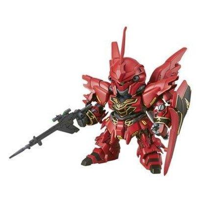 BAN - Bandai Gundam 210506 SD Ex-Standard 013 Sinanju Unicorn Gundam