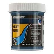 WOO - Woodland Scenics 785- CW4531 Water Undercoat Navy Blue