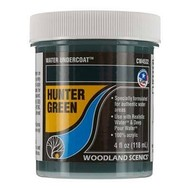 WOO - Woodland Scenics 785- CW4532 Water Undercoat Hunter Green