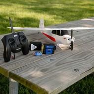HBZ - HobbyZone Champ S+ RTF RC Trainer Airplane
