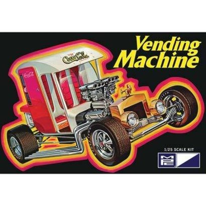 MPC (MPC) MPC871/12 1/25 Coca Cola Vending Machine Show Rod SE