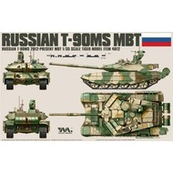 TMK - TIGER MODEL LTD 1/35 Russian T-90MS MBT