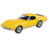 RMX- Revell 85-4411 Revell 1/25 '69 Corvette Coupe Yenko