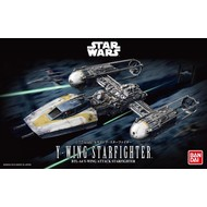 BAN - Bandai Gundam Y-Wing Starfighter Star Wars 1:72